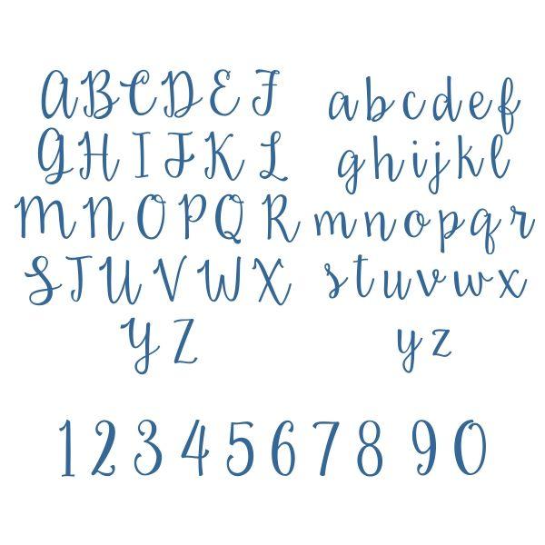 Download 71 best Script Cuttable SVG Fonts images on Pinterest ...