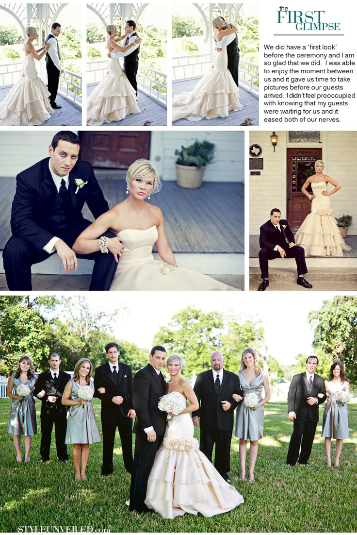 The most adorable Austin real wedding