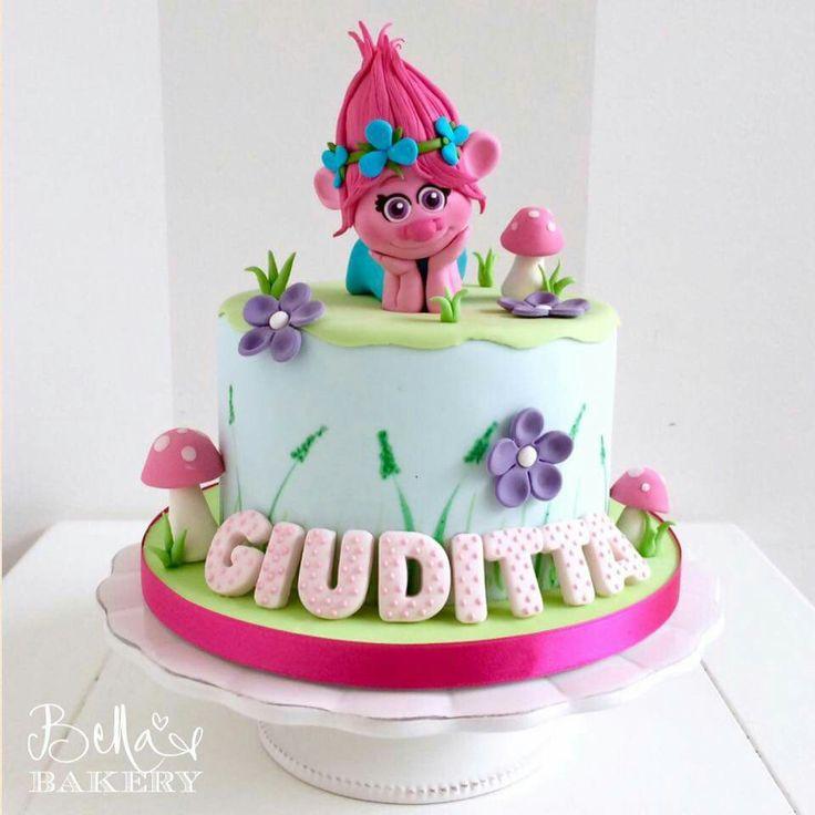 Deliciosa tarta para fiesta infantil. #pastel #cumpleaños