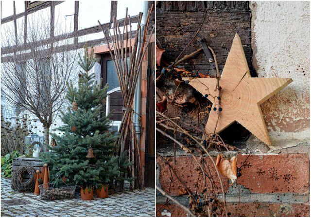Hof 9: Weihnachtsbaum