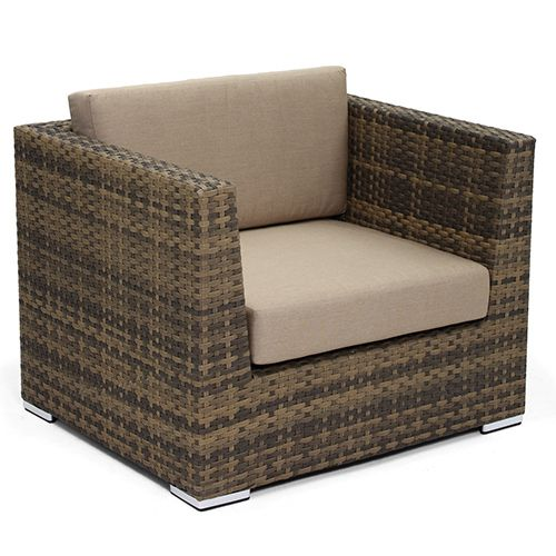 Annapolis Outdoor Lounge Seating Arm Chair