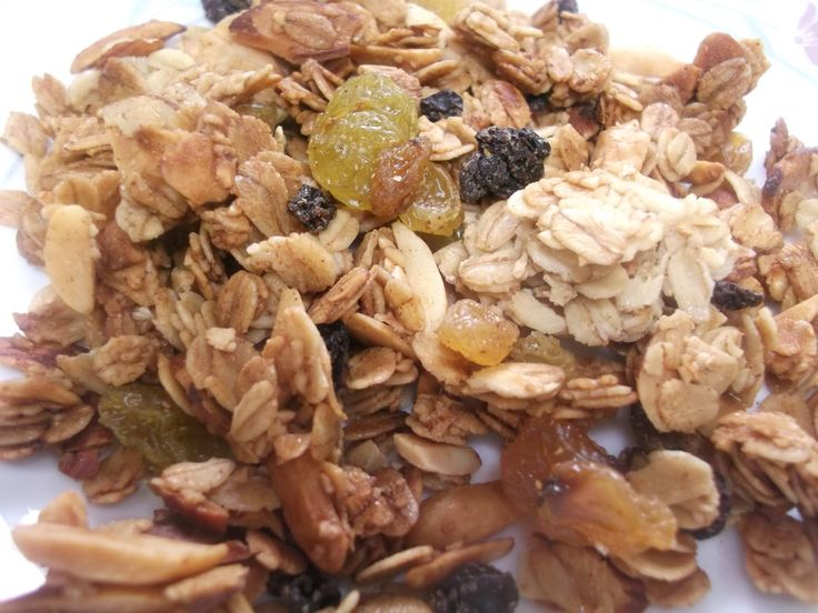 Cook's Illustrated Granola 034