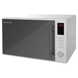 Tesco direct: Russell Hobbs RHM3003 Combination Microwave Oven, 30L - White
