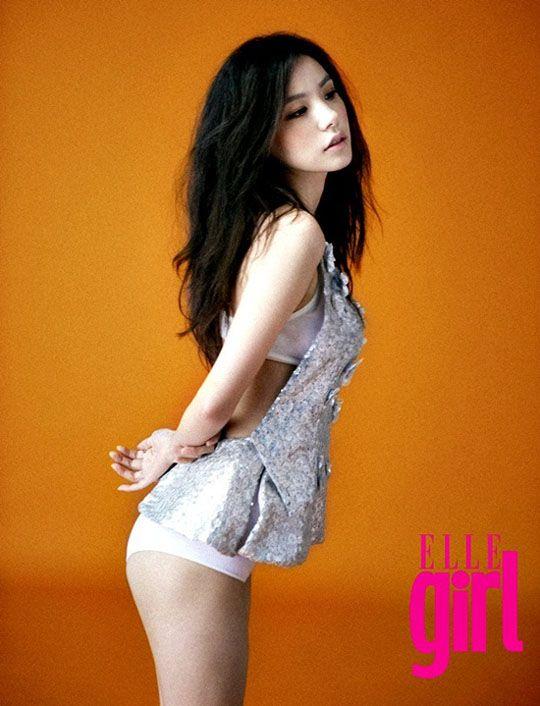 Min Hyo Rin - Elle Girl Magazine September Issue '11
