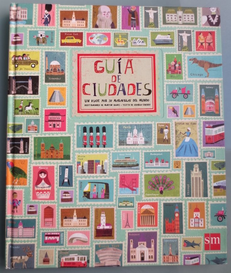 +9 ¿Hoy dónde vamos mamá?: Leyendo... Guía de Ciudades (SM)