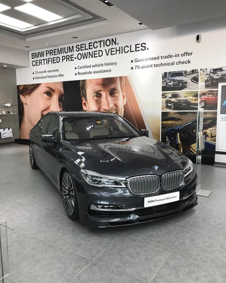 3,392 вподобань, 5 коментарів – BMW, MINI Dealer - Rami Nasri (@abudhabi_motors) в Instagram: «Bmw 750 li Arctic Grey Alpina kit For price and other enquiry contact Rami Nasri 00971508016869 V8…»