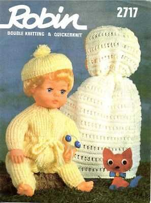 28 best Tiny Tears Knitting & Crochet Patterns images on Pinterest Croc...