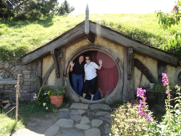 Welcome To Our Hobbit Home New Zealand