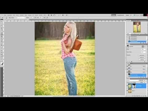 ▶ Tutorial: Photoshop CS5.5 Basics [1] - Der langweilige Start {deutsch 1080p hd} - YouTube