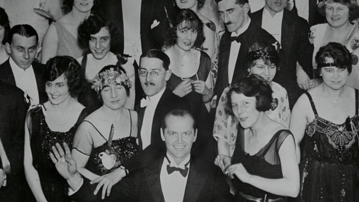 Overlooking the Self: 'The Shining' as an allegory of American Imperialism