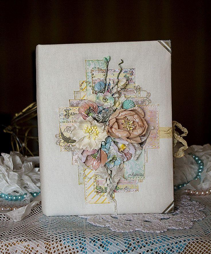 janeza's art blog: Нежный альбомчик