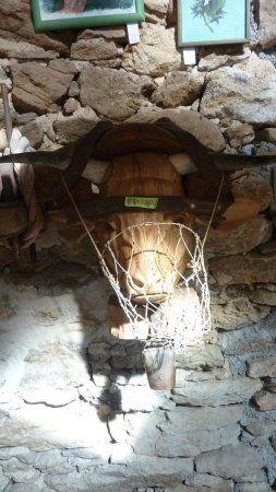 Openlucht museum La Maison de Payrac in Nages - Tarn