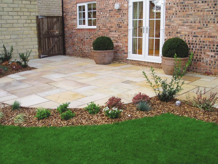 Fossil Mint Natural Indian Sandstone Patio Paving Slabs flags | eBay