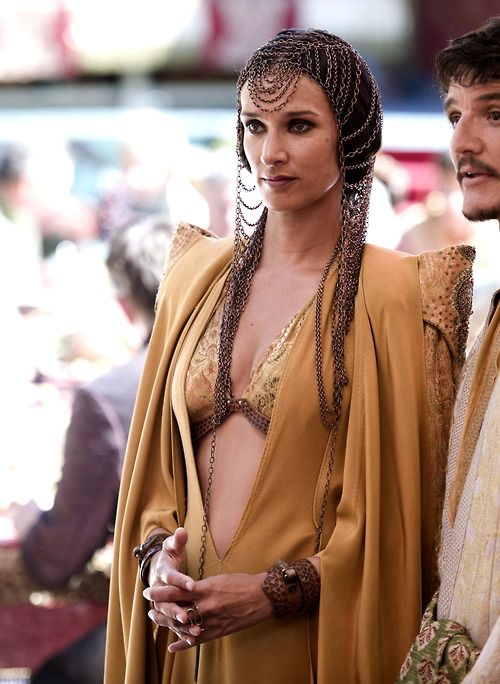 Indira Varma as Ellaria Sand in Game of Thrones (TV Series, 2014)