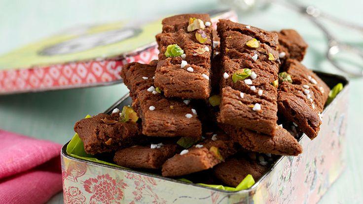 recept skurna chokladkakor