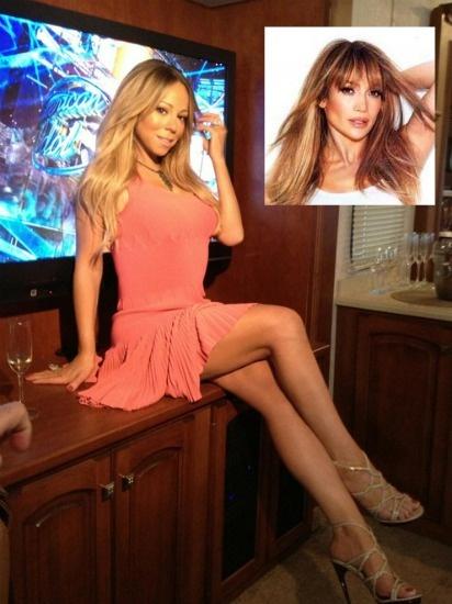 Fox Denies 'Idol' Plot to Replace Mariah Carey with Jennifer Lopez