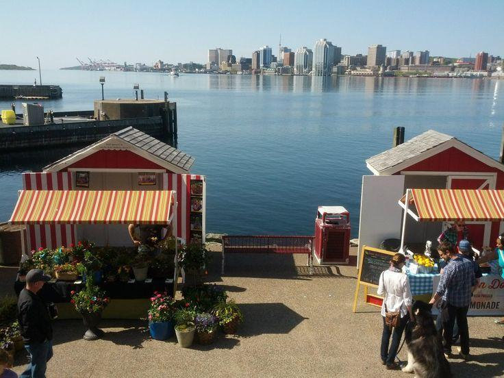 Dartmouth Waterfront Market