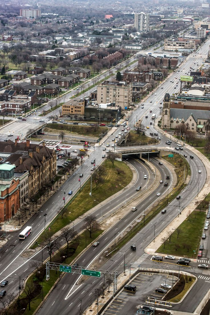 Jefferson Ave #Michigan #Detroit #photography www.mariapopi.com