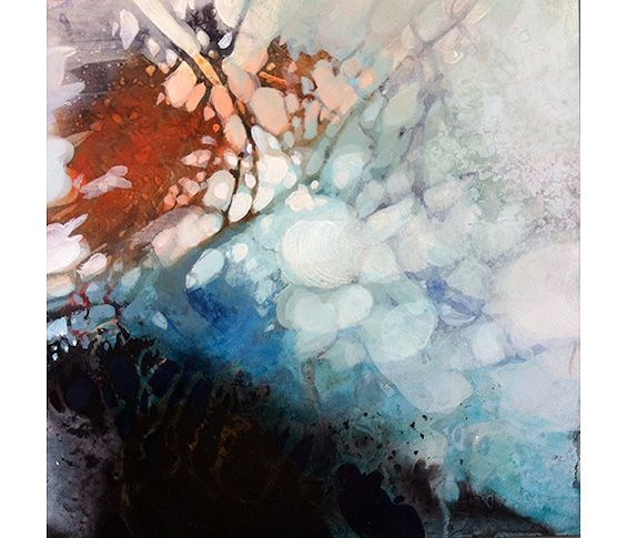 23 best painting techniques acrylic images on pinterest for Creative watercolor painting techniques