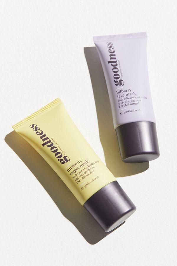 Goodness Multi Masking Skincare Kit Skin Care Kit Multi Masking Face Mask Ingredients