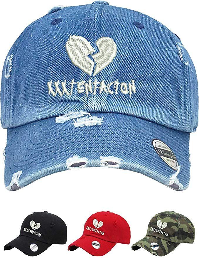 0eeab96ae56 Allntrends Adult Dad Hat XXXTentacion Dad Hat Embroidered Cool Cap (Camo)