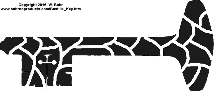 Bastille Key