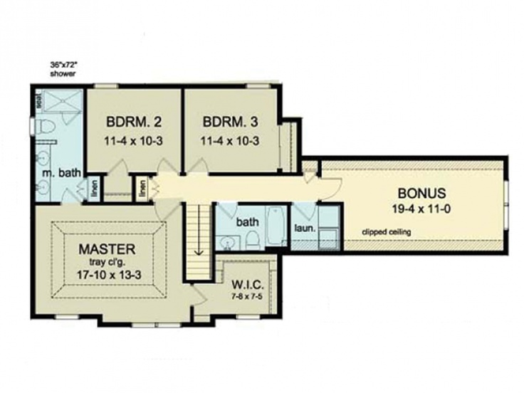 71 best home small floor plans images on pinterest for Colonial open floor plans