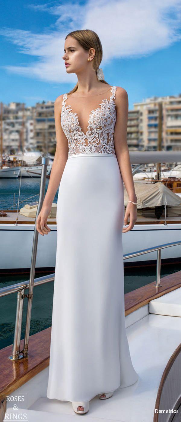 Demetrios Destination Beach Wedding Dresses 2019  Wedding Dresses  Wedding dresses Wedding