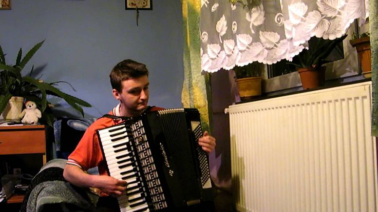 Polish Folk Music :) Lipka - Rokiczanka - Bree accordion cover