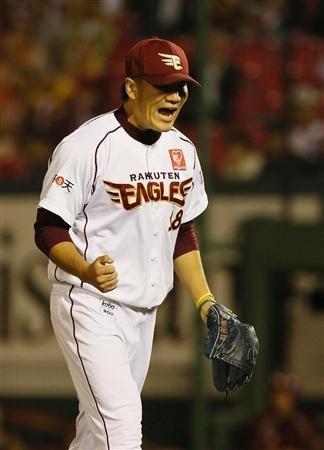 Masahiro Tanaka (Tohoku Rakuten Golden Eagles)