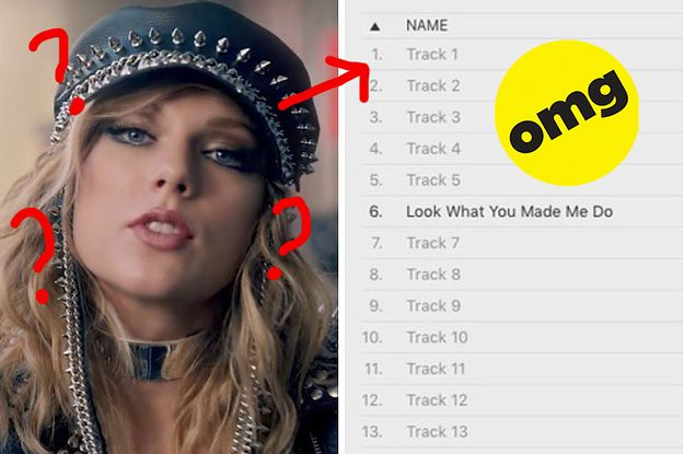 Everything I've Deduced About Taylor Swift's New Album From Her Tumblr Likes