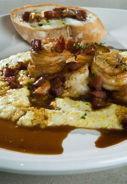 ... about shrimp and grits on Pinterest | Shrimp grits, Bacon and Camps