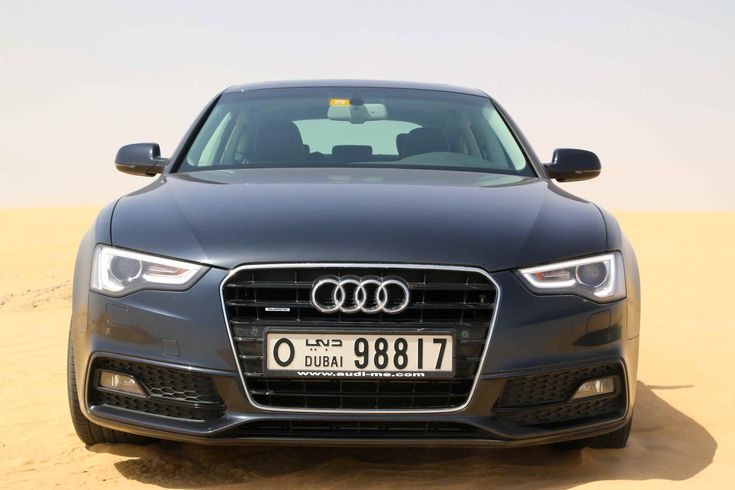 The sleek A5 Sportsback thanks to Audi Middle East. My personal favourite. Here's my take:  http://bit.ly/AudiA5xSMF