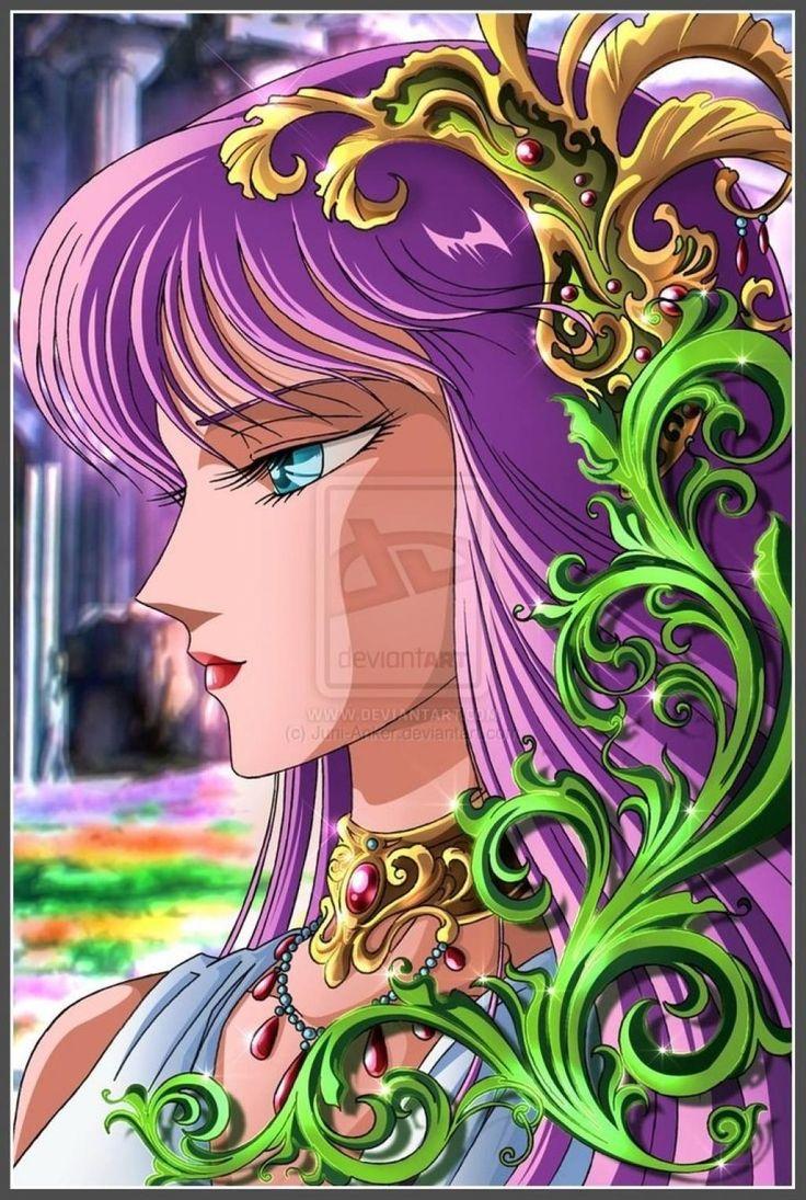 Saint Seiya - Saori/Athena