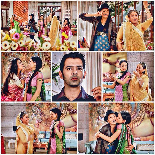 124 серия #ipkknd #arshi #sarun #barunsobti #sanayairani #arnav #khushi #ipkknd_love_story ...