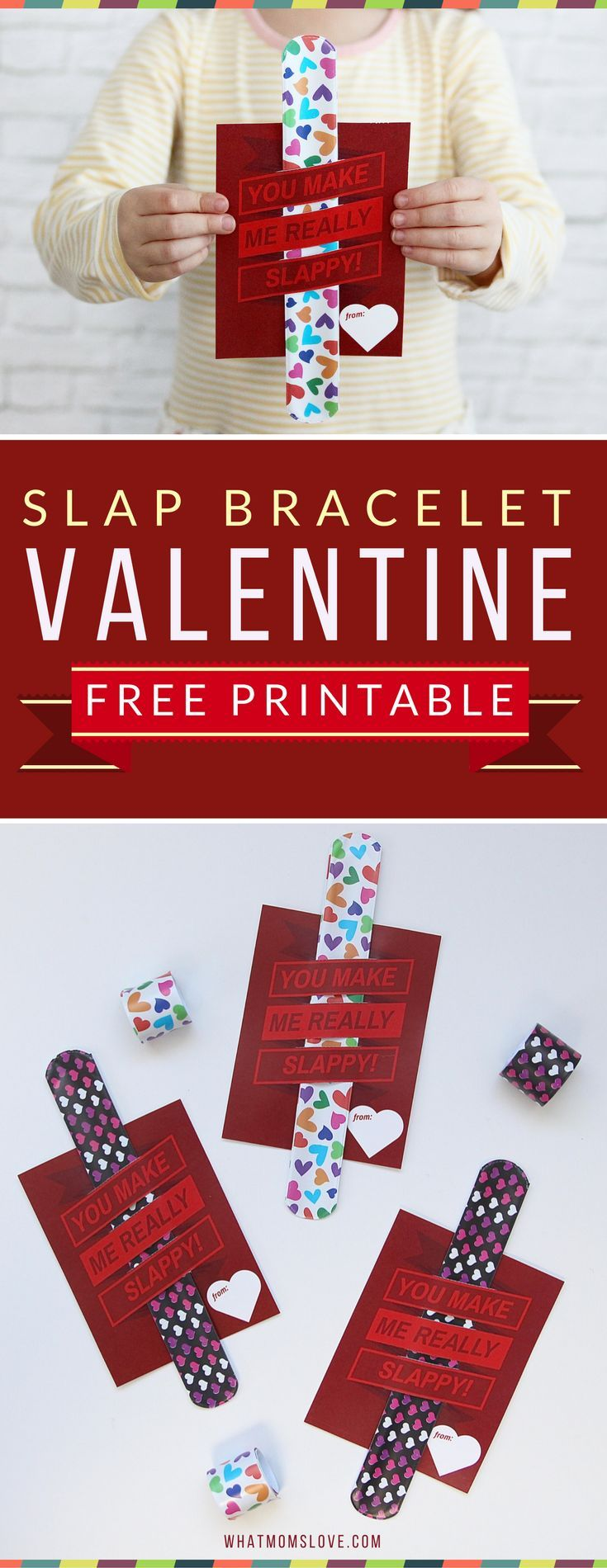 Non Candy Printable Valentines Day Card Perfect For The