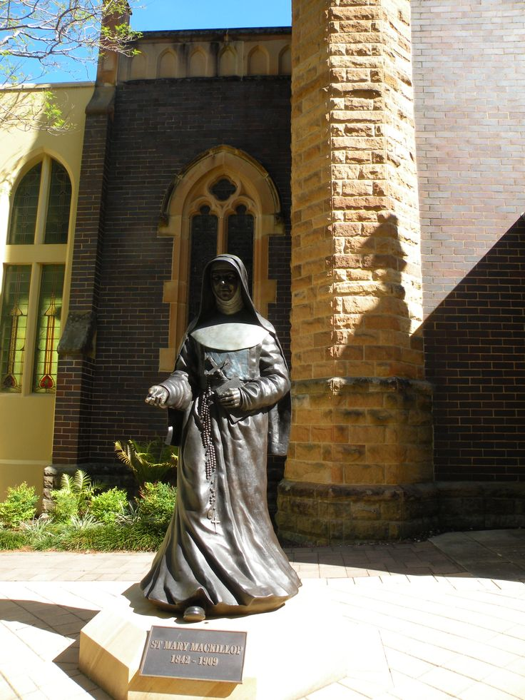 Mary MacKillop Memorial Chapel - Sydney - Australia.