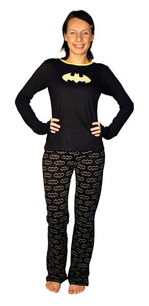 ThinkGeek :: Batgirl Ladies' Pajama Set Size XL $34.99