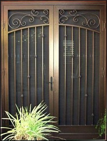 1000 images about ideas for the house on pinterest for Entry door with built in screen