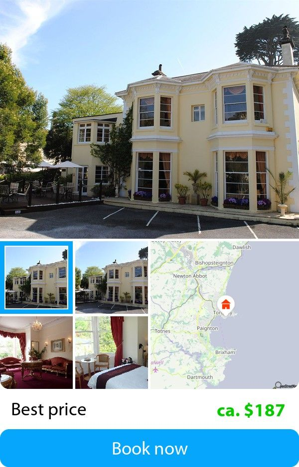 Meadfoot Bay (Torquay, United Kingdom) – Book this hotel at the cheapest price on sefibo.