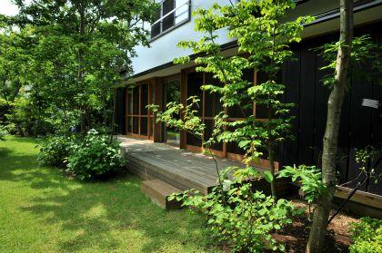 庭の管理@高田造園設計事務所