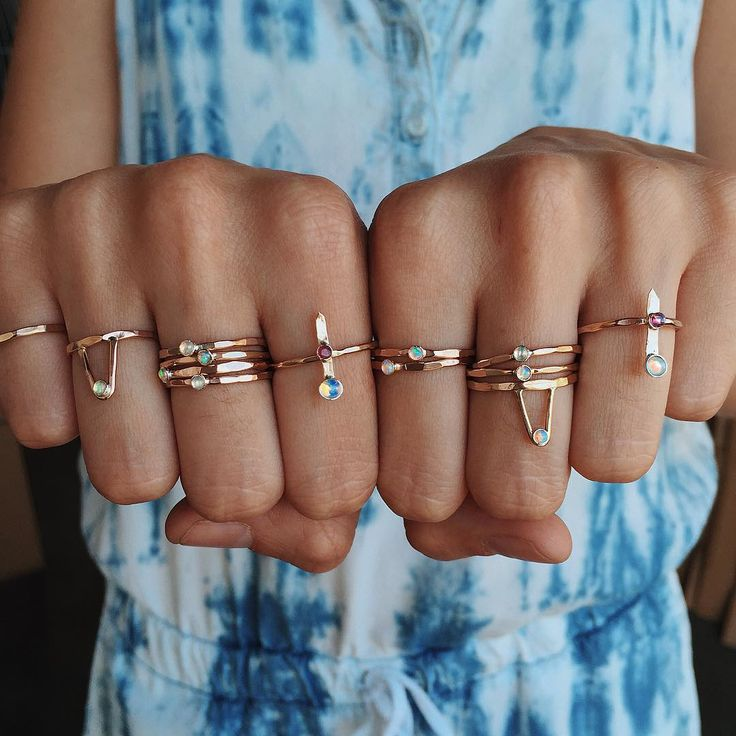 the TGIF stack // LILI CLASPE