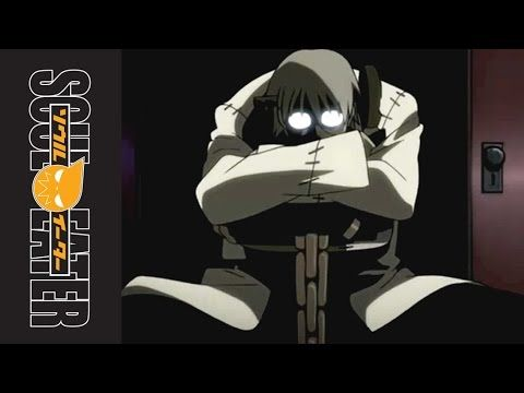 Soul Eater -Official English Dub clip: Episode 5-On DVD 2010 - YouTube