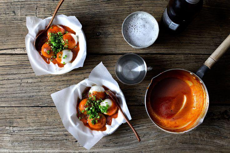 Image: pork-sticky-balls-w-Korean-hot-sauce20. Image: pork-sticky-balls-w-Korean-hot-sauce14. #dumpling #korean #pork