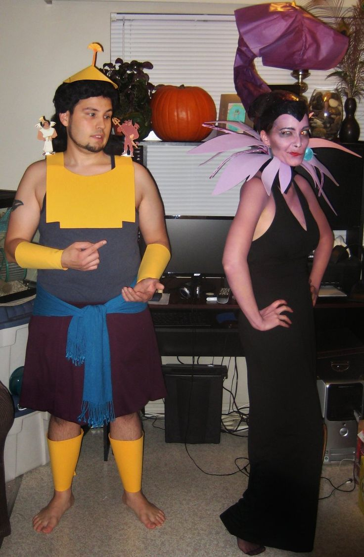 yzma and kronk relationship counseling