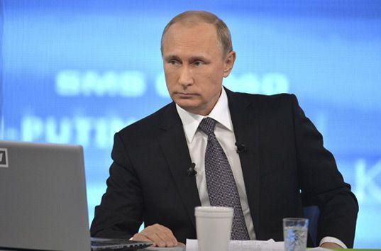 «России нужно повысить обороноспособность из-за агрессивной риторики НАТО»— Путин
