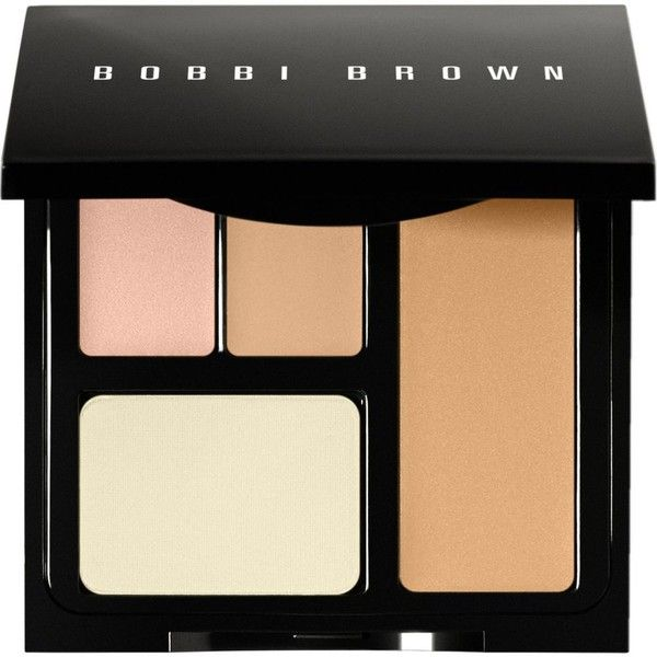 Face Palette found on Polyvore featuring beauty products, makeup, face makeup, makeup purse, travel bag, holiday makeup, dopp bag and cosmetic bag