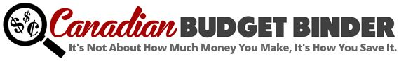 Canadian Budget Binder — A Canadian Couple On A Financial Journey Using A Budget