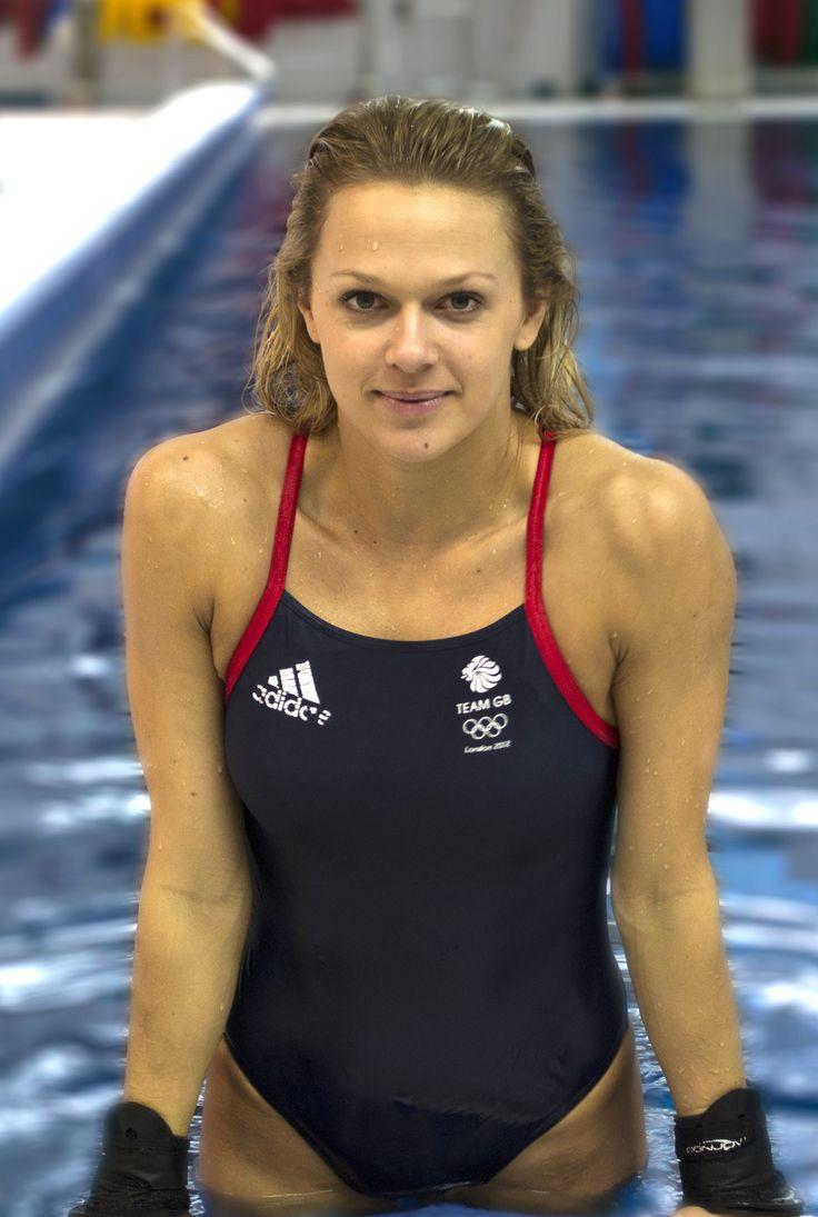 Tonia Couch (Clavados-Gran Bretaña)