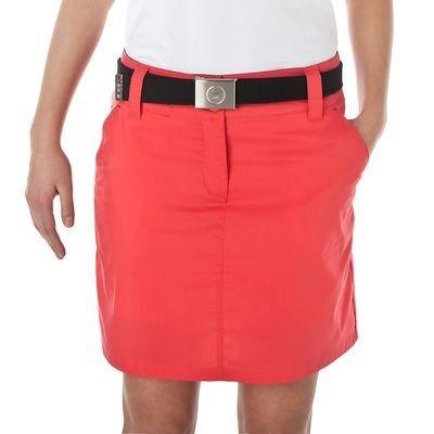 Abbigliamento golf Abbigliamento - Gonna-pantaloncino golf donna corallo INESIS - Parte bassa